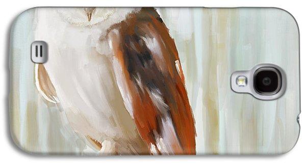 Contemplation Galaxy S4 Case by Lourry Legarde