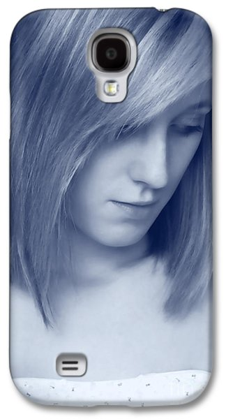 Contemplative Galaxy S4 Case by Amanda Elwell