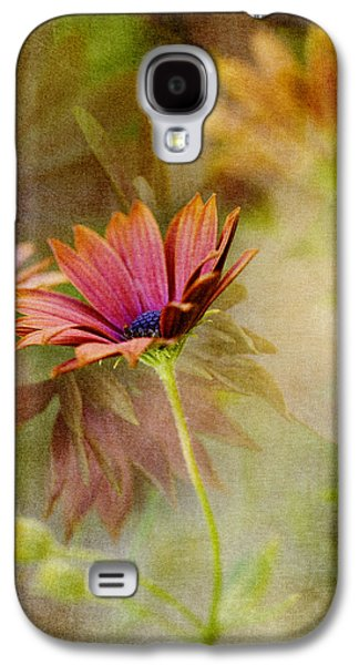 Copper Gerberas Galaxy S4 Case