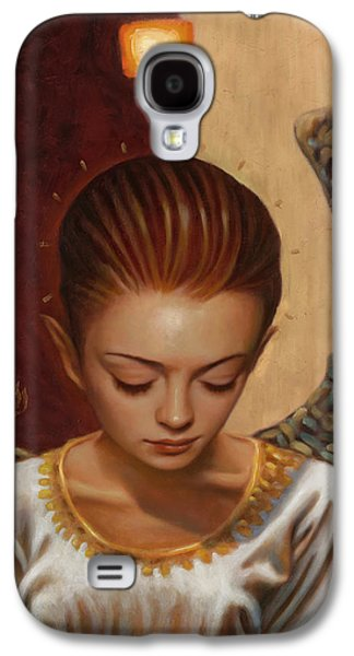 Coppertop Galaxy S4 Case by Vic Lee