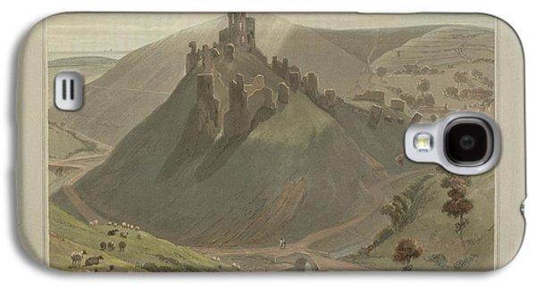 Corfe Castle Galaxy S4 Case by British Library