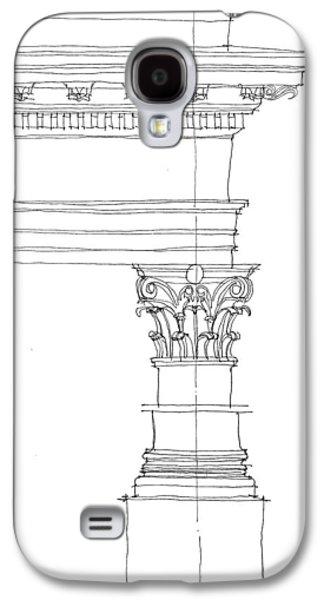 Corinthian Order Galaxy S4 Case