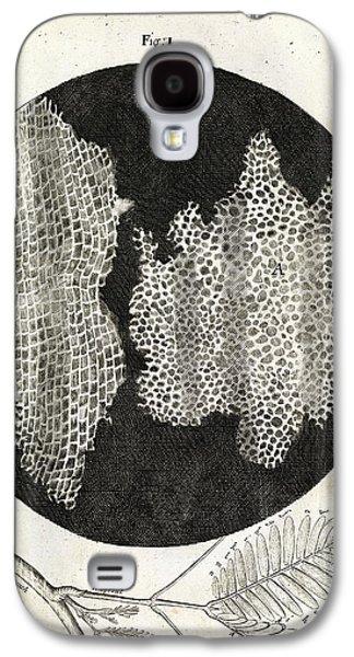 Cork Cells Galaxy S4 Case
