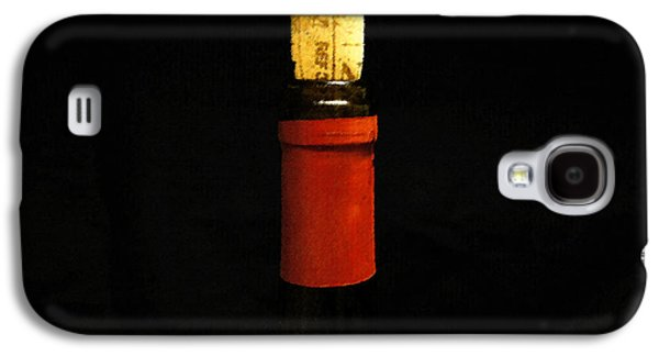 Corked Galaxy S4 Case by Laurie Perry