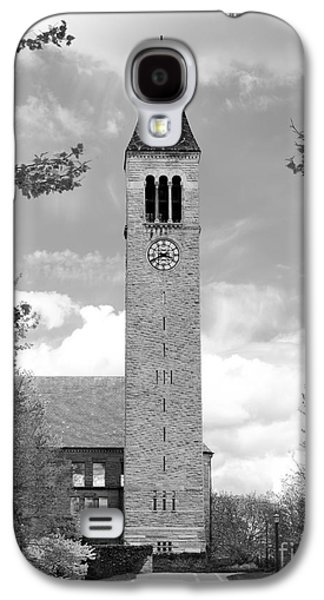 Cornell University Mc Graw Tower Galaxy S4 Case by University Icons