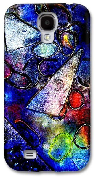 Cornucopia Galaxy S4 Case by John  Nolan