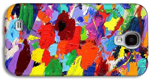 Cornucopia Of Colour I Galaxy S4 Case by John  Nolan