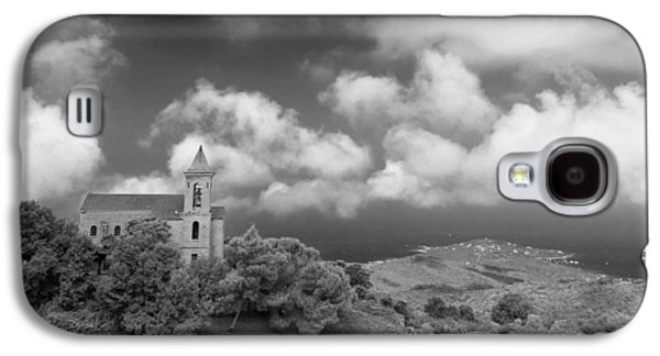 Corsican Church Galaxy S4 Case