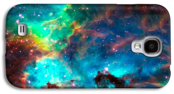 Cosmic Cradle 2 Star Cluster Ngc 2074 Galaxy S4 Case by Jennifer Rondinelli Reilly - Fine Art Photography