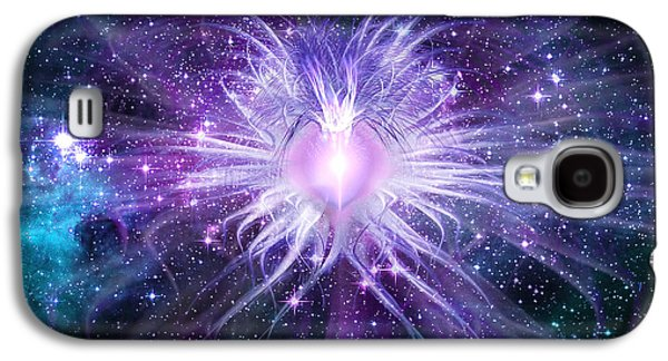 Cosmic Heart Of The Universe Galaxy S4 Case