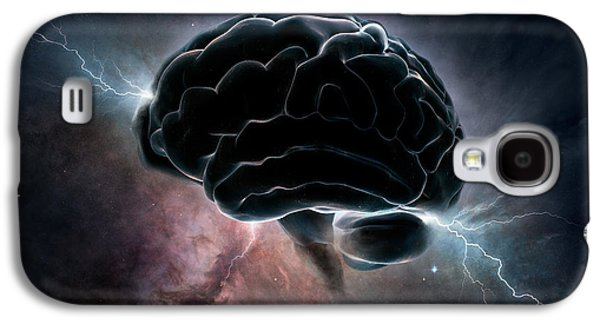 Cosmic Intelligence Galaxy S4 Case