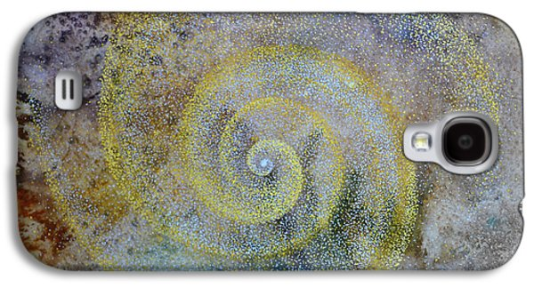 Cosmos Galaxy S4 Case by Suzette Kallen