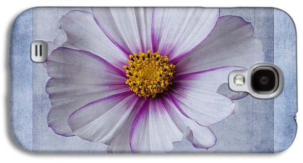 Cosmos With Textures Galaxy S4 Case by John Edwards