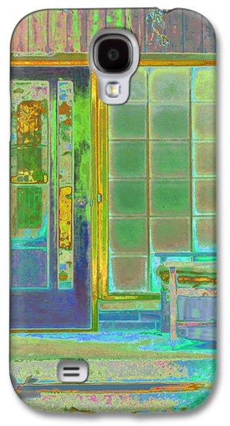Cottage Porch Galaxy S4 Case