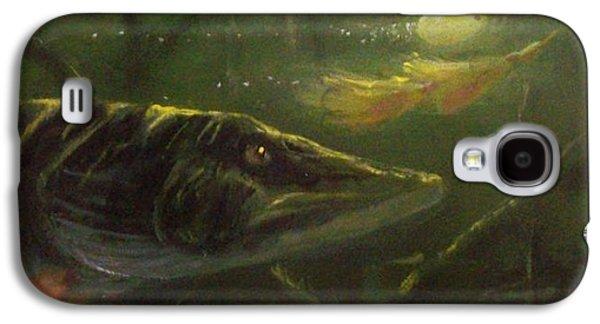 Countdown - Musky Galaxy S4 Case