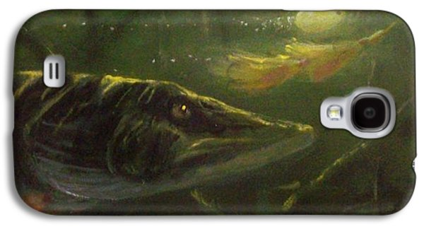 Countdown - Musky Galaxy S4 Case by Peter McCoy
