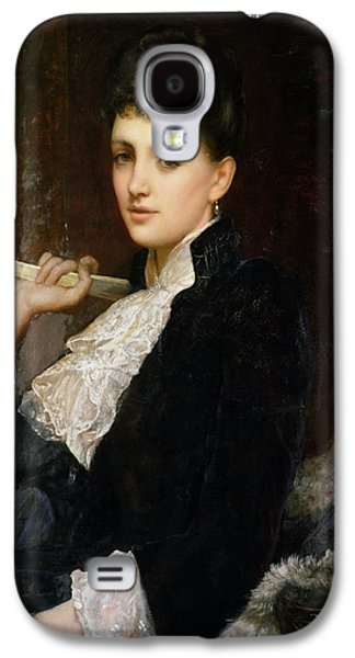 Countess Of Airlie Galaxy S4 Case by Sir William Blake Richmond