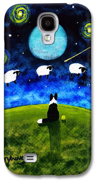 Counting Sheep Galaxy S4 Case