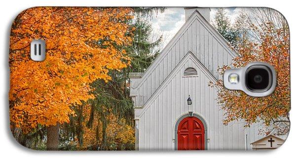 Country Church Galaxy S4 Case