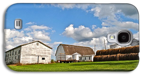 Country Farm Galaxy S4 Case by Frozen in Time Fine Art Photography