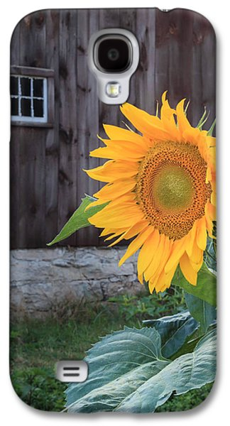 Country Flower Galaxy S4 Case by Bill Wakeley