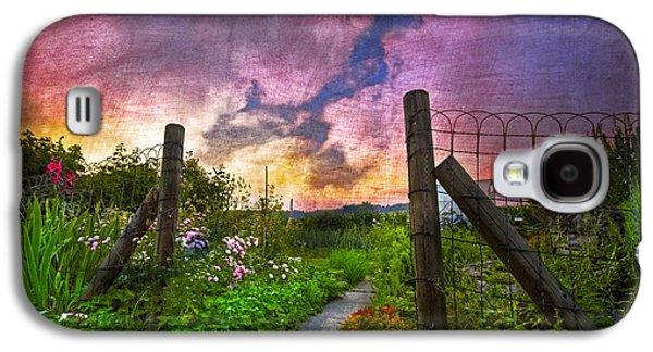 Country Garden Galaxy S4 Case