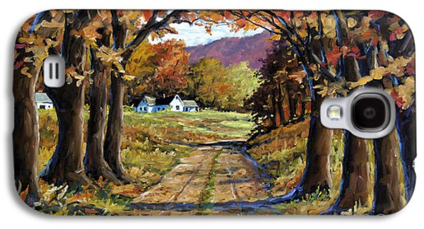 Country Livin  Galaxy S4 Case by Richard T Pranke