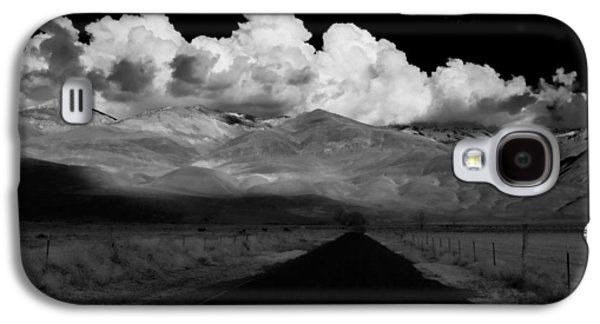 Country Road Galaxy S4 Case by Cat Connor