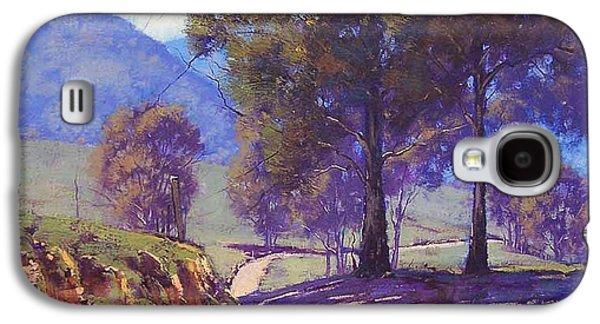 Country Road Oberon Galaxy S4 Case by Graham Gercken