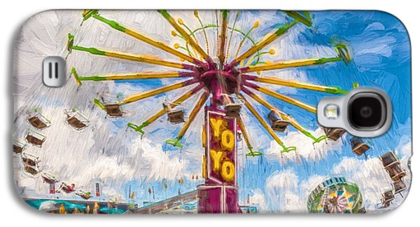 County Fair Galaxy S4 Case by Beverly Parks