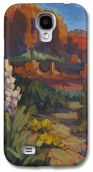 Courthouse Rock Sedona Galaxy S4 Case