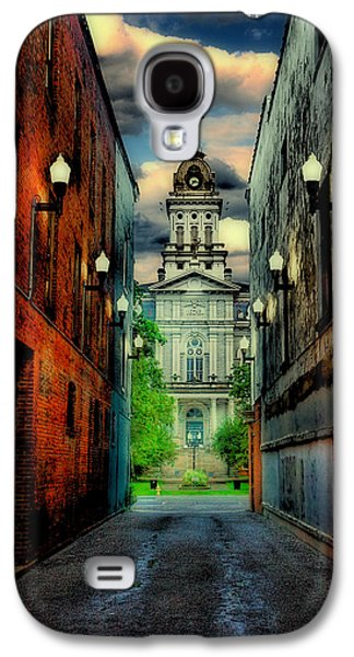 Courthouse Galaxy S4 Case by Tom Mc Nemar