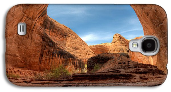Coyote Gulch Alcove Galaxy S4 Case by Leland D Howard