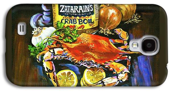 Crab Fixin's Galaxy S4 Case