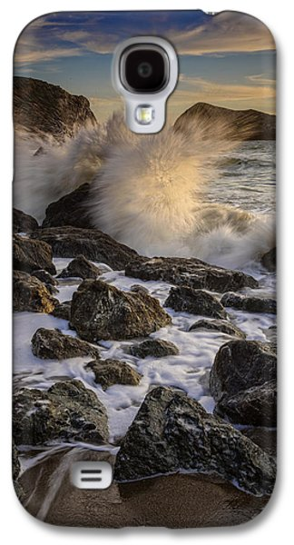 Crashing Sunset Galaxy S4 Case