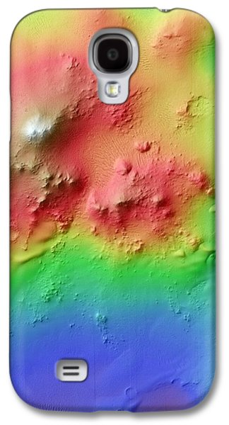 Crater Uplift Galaxy S4 Case