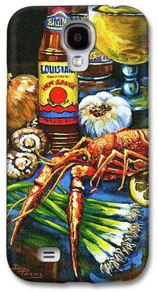 Crawfish Fixin's Galaxy S4 Case