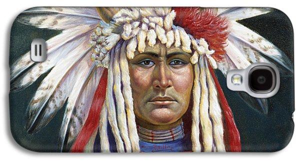 Crazy Horse Galaxy S4 Case