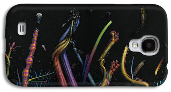Creation Galaxy S4 Case by James W Johnson