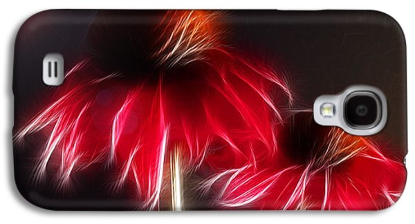 Creation Galaxy S4 Case by Patricia Motley