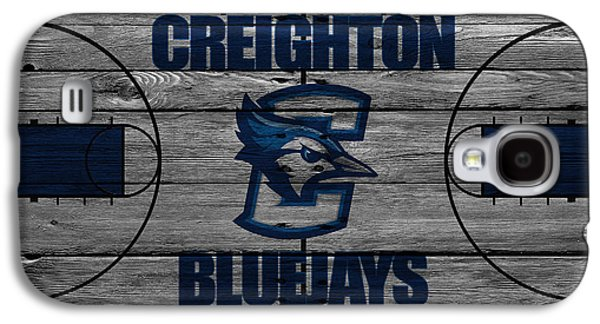 Creighton Bluejays Galaxy S4 Case by Joe Hamilton