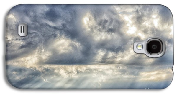 Crepuscular Rays Galaxy S4 Case