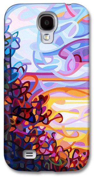Crescendo Galaxy S4 Case by Mandy Budan