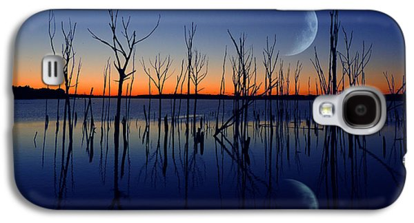 The Crescent Moon Galaxy S4 Case