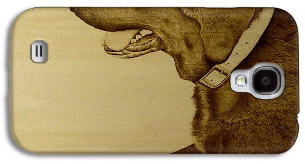 Crockett Galaxy S4 Case by Jo Schwartz