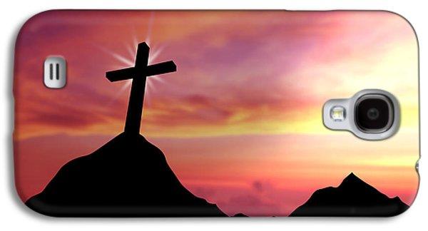 Cross Galaxy S4 Case