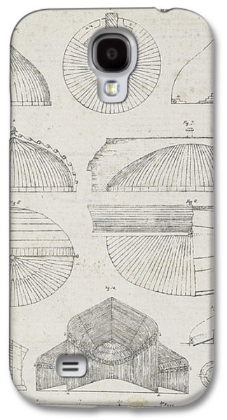 Cross Sections Of Greenhouses Galaxy S4 Case by British Library