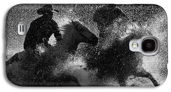 Crossing The River Galaxy S4 Case