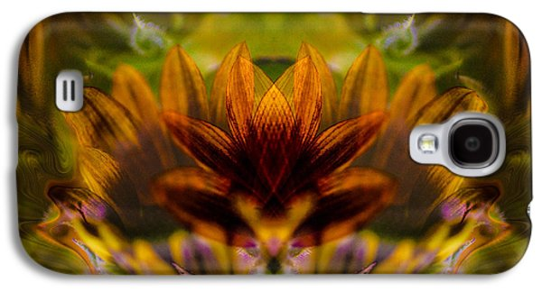 Crowned  Galaxy S4 Case by Omaste Witkowski