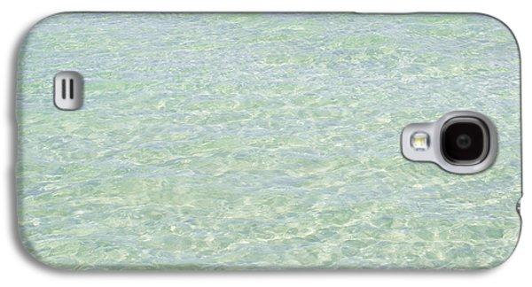 Crystal Clear Atlantic Ocean 2 Key West Galaxy S4 Case by Ian Monk